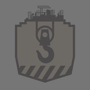 Гидроцилиндр вывешивания крана Ивановец КС-45717, КС-55730