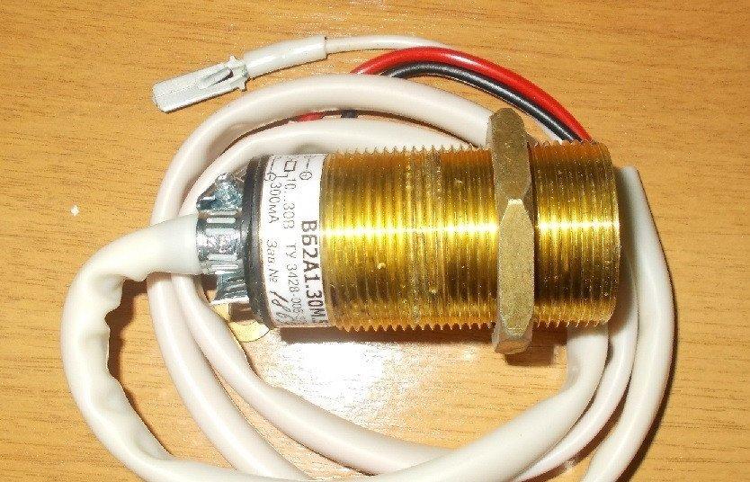 Выключатель бесконтактный ВБ 2А.18М.53.5.1.1Z