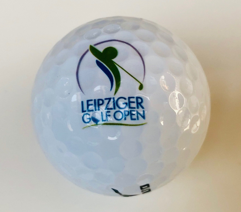 "Logo Ball ""Leipziger Golf Open"" Marke Mizuno 12 Stck"