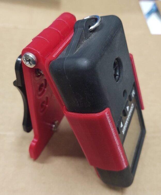 AMG Lab Commander Belt Clip