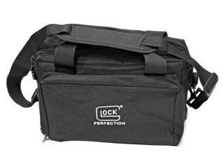 GLOCK RANGE BAG 4 PISTOLS