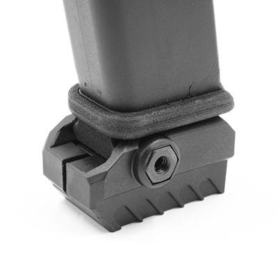 Glock Magazine Base Rail