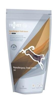 TROVET HYPOALLERGENIC TREATS HOT OSTRICH