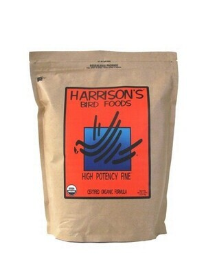 HARRISON'S BIRD FOODS HIGH POTENCY