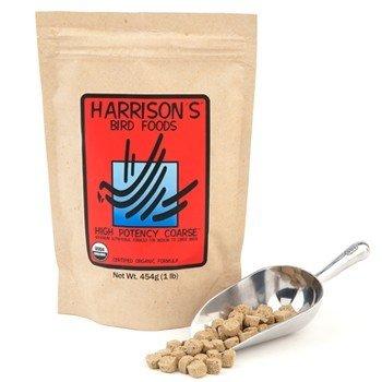 HARRISON'S BIRD FOODS HIGH POTENCY COARSE