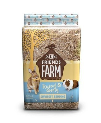 SUPREME TINY FRIENDS FARM SUPASOFT BEDDING