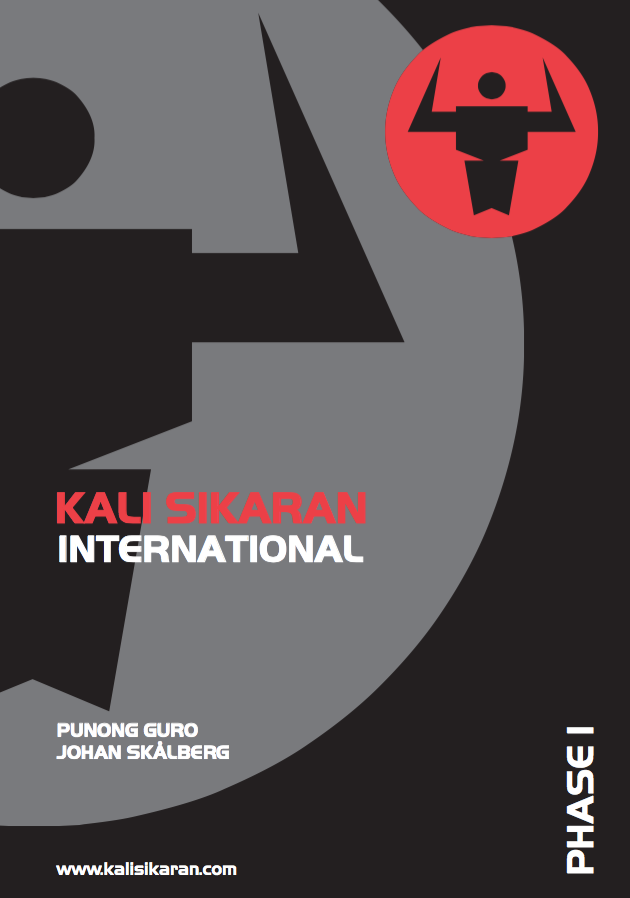 Kali Sikaran Phase 1 Program book