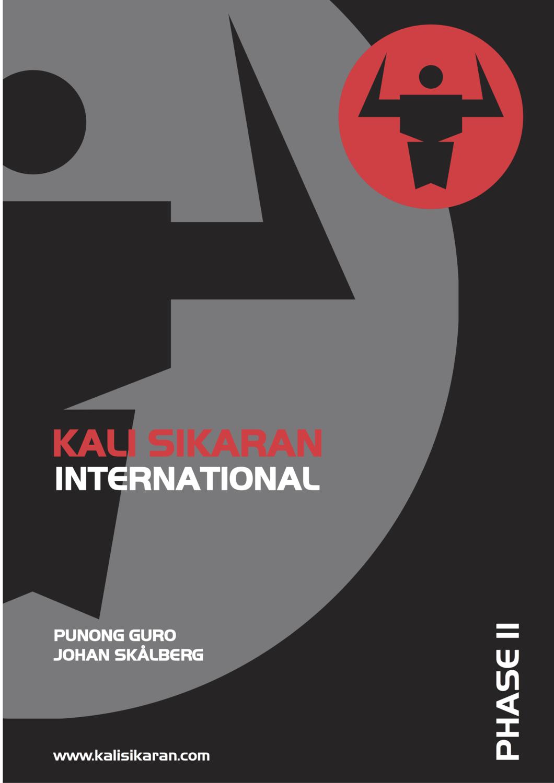 Kali Sikaran Phase 2 Program book