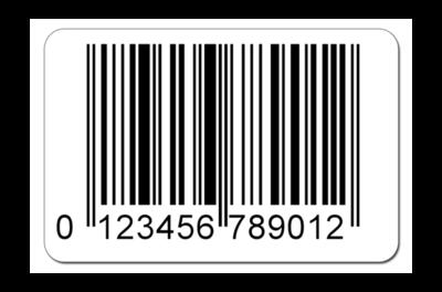 100 EAN-13 Codes