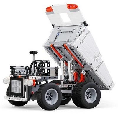 Конструктор-самосвал Xiaomi Mitu Truck Building Blocks (MTJM01IQI)