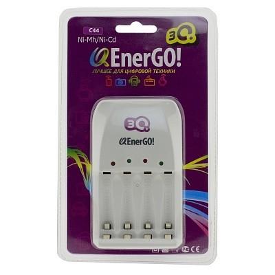 3Q Зарядное устройство QEnerGO! AA-4шт./AAA-4шт. C44