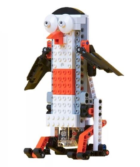 Конструктор Xiaomi MITU Smart Building Blocks Robot ZNM01 |Q| (Rice Rabbit)