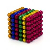 Неокуб 5 мм 6x6x6=216 шт. COLOR