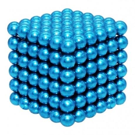 Неокуб 5 мм 6x6x6=216 шт. бирюзовый