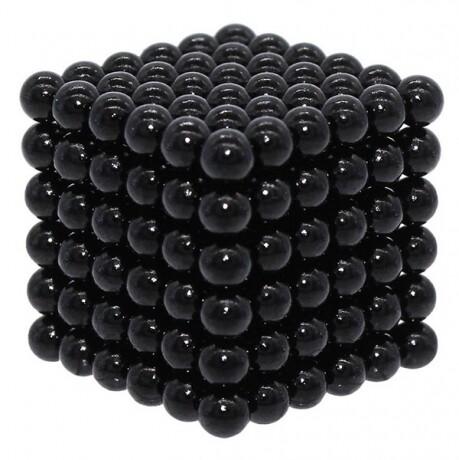 Неокуб 5 мм 6x6x6=216 шт. Dark Black