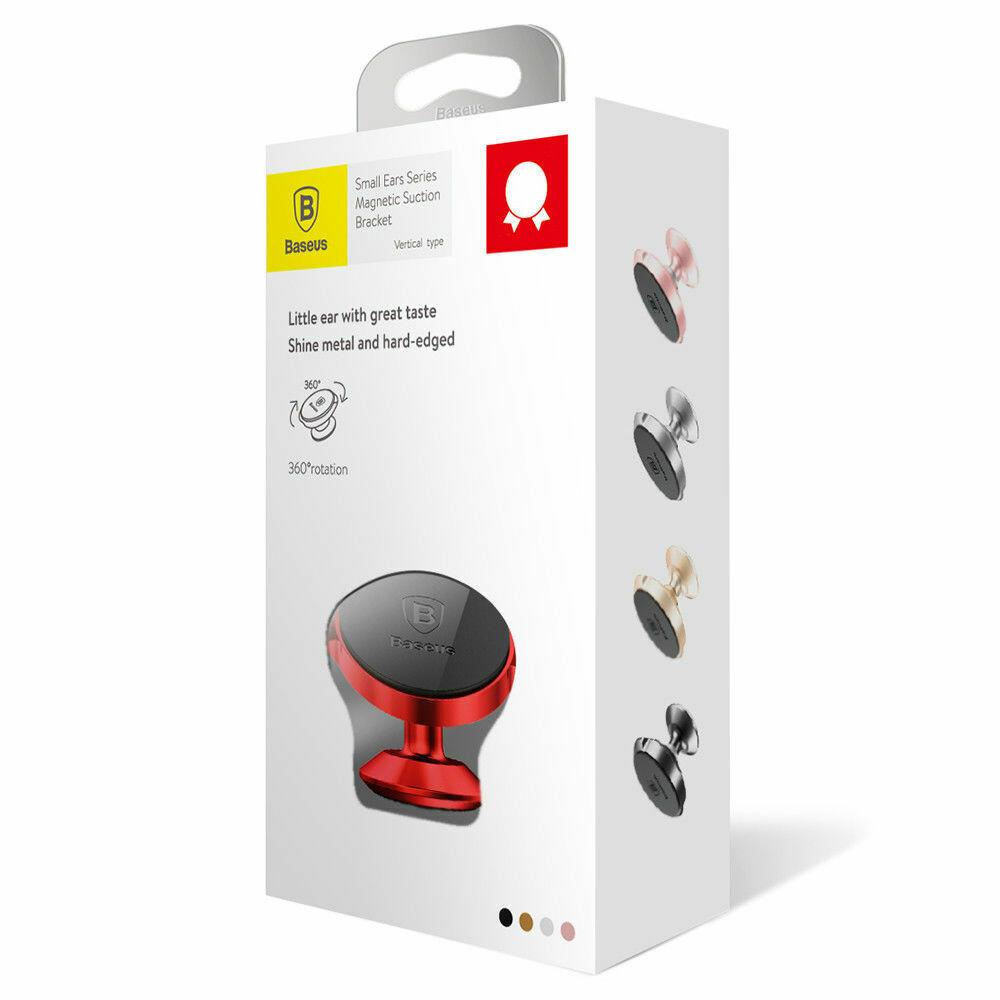 Автомобильный держатель Baseus Small Ears Series Magnet Suction Bracket (SUER-B0)