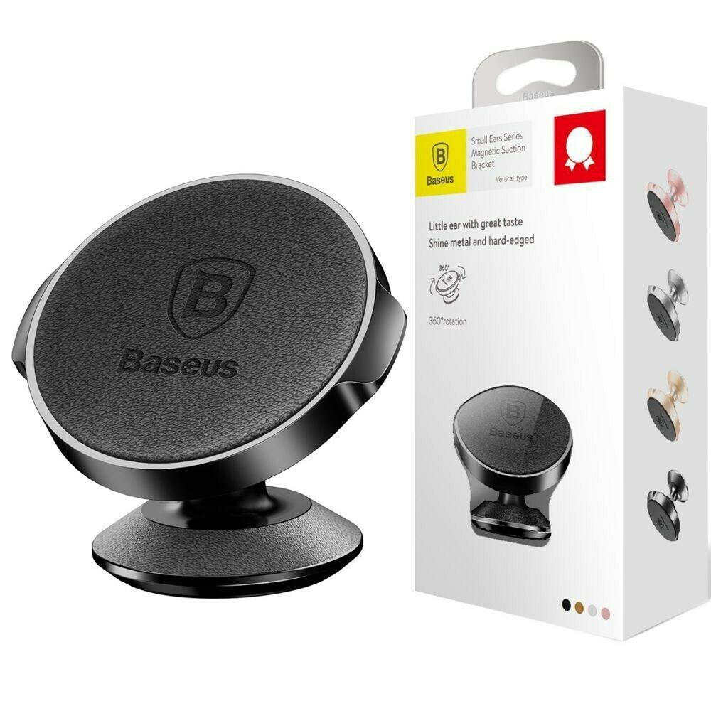 Автомобильный держатель Baseus Small Ears Series Magnetic Suction Bracket (SUER- F0)