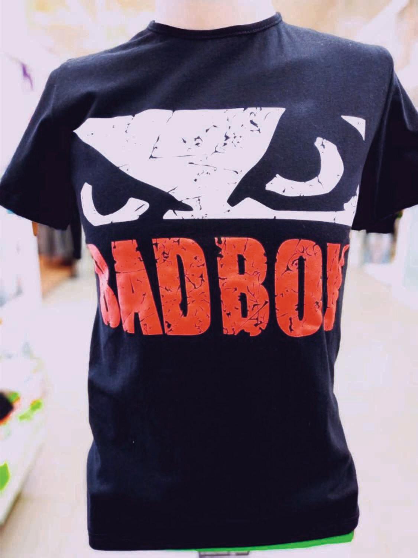 Футболка Bad Boy чёрная
