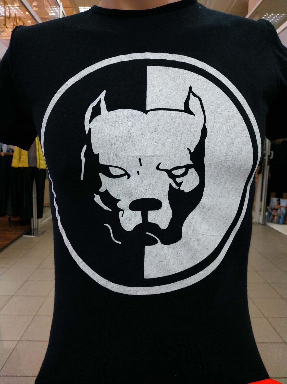 Футболка Pit Bull чёрная
