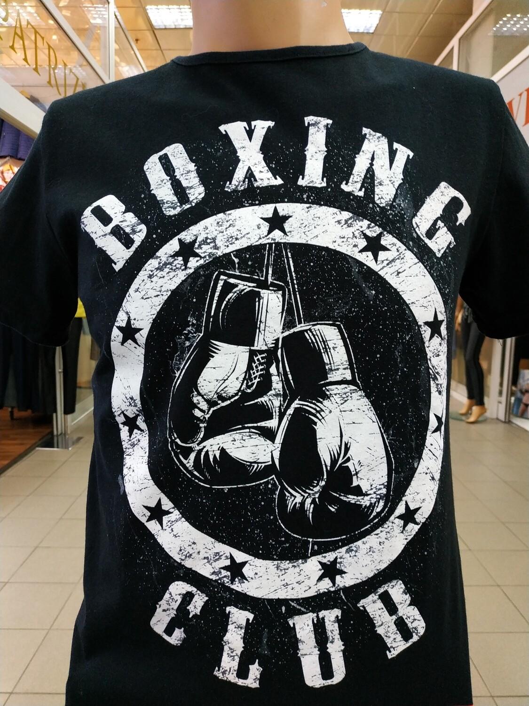 Футболка Boxing Club чёрная