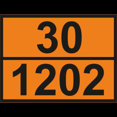 Наклейка Дизельное топливо