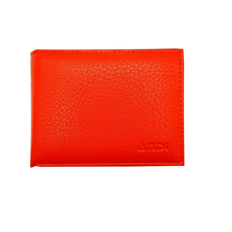 Бумажник кошелек ANDI (красный)