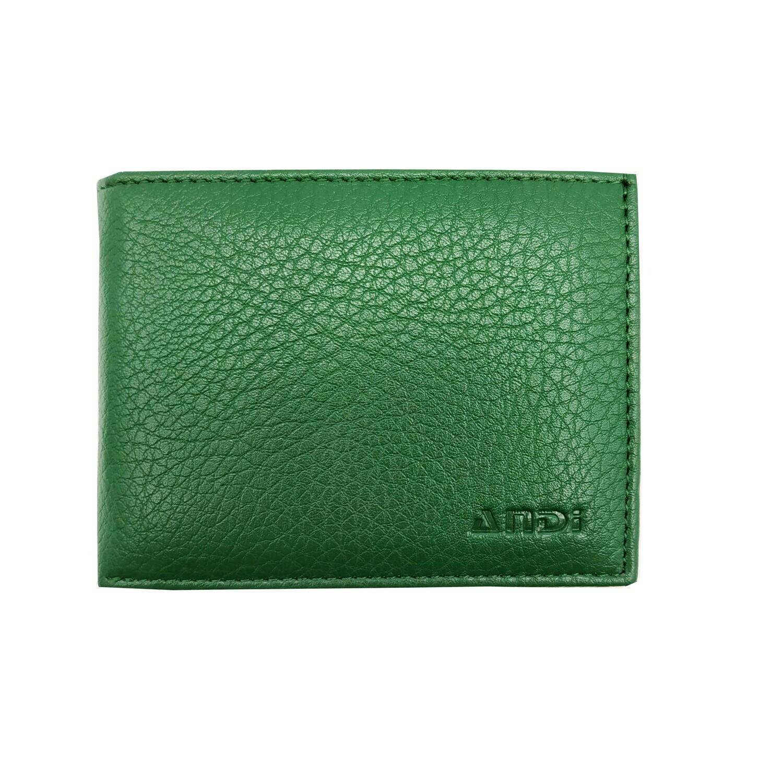 Бумажник кошелек ANDI (зеленый)