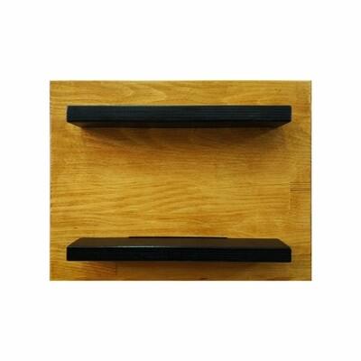 Ключница черная двойная большая
