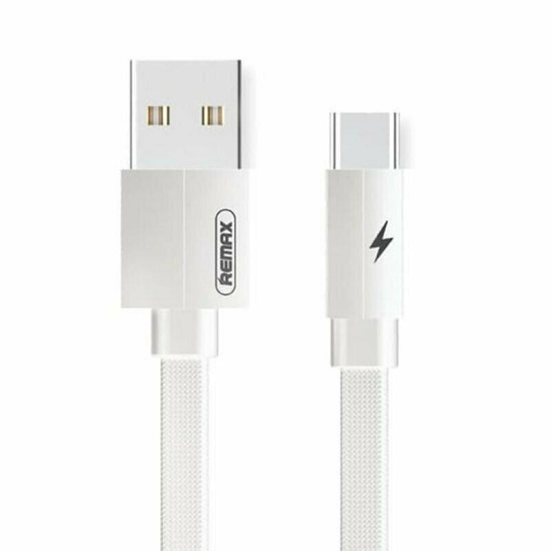 Кабель REMAX Type-C - USB Kerolla RC-094a 1м белый