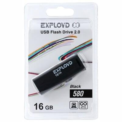 USB Флеш-накопитель 16GB Exployd 580