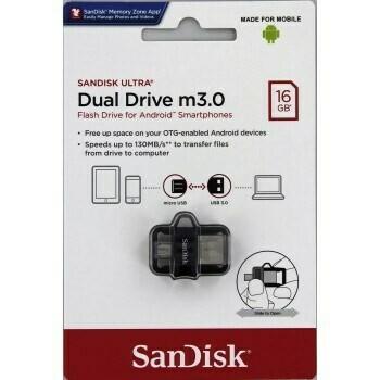 USB Флеш-накопитель  SanDisk USB Flash