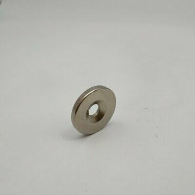 Кольцо 20x3-5 с зенковкой