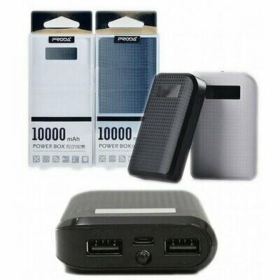Внешний аккумулятор PRODA 10000 mAh