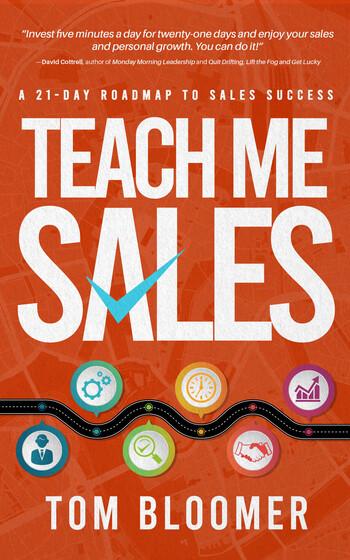 Teach Me Sales (paperback)