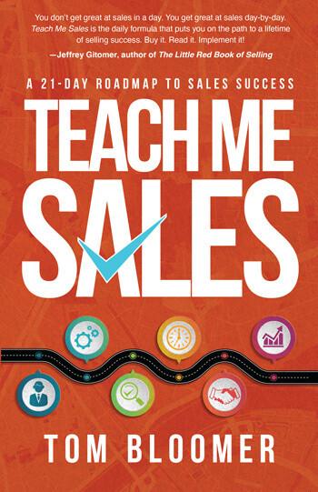 Teach Me Sales (ePub)