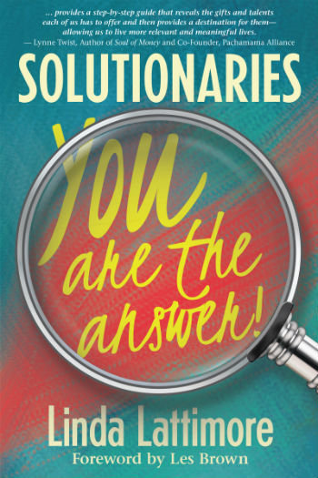 Solutionaries: You Are the Answer (paperback)