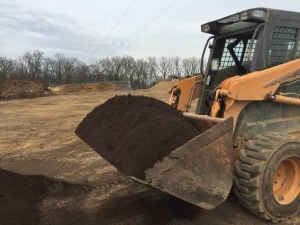 Bulk Premium Compost One Yard