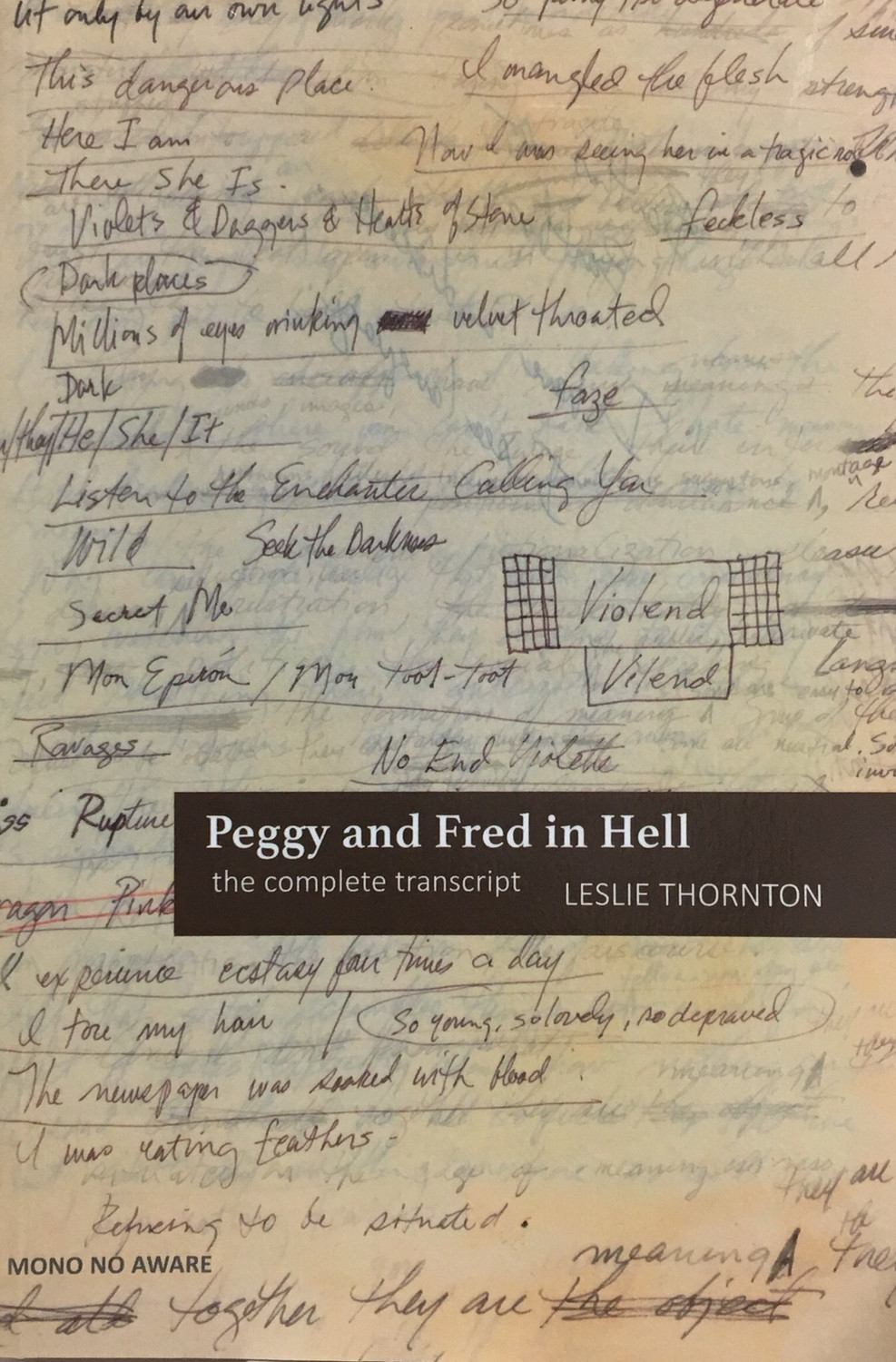 Leslie Thornton: Peggy and Fred in Hell (The Complete Transcript)