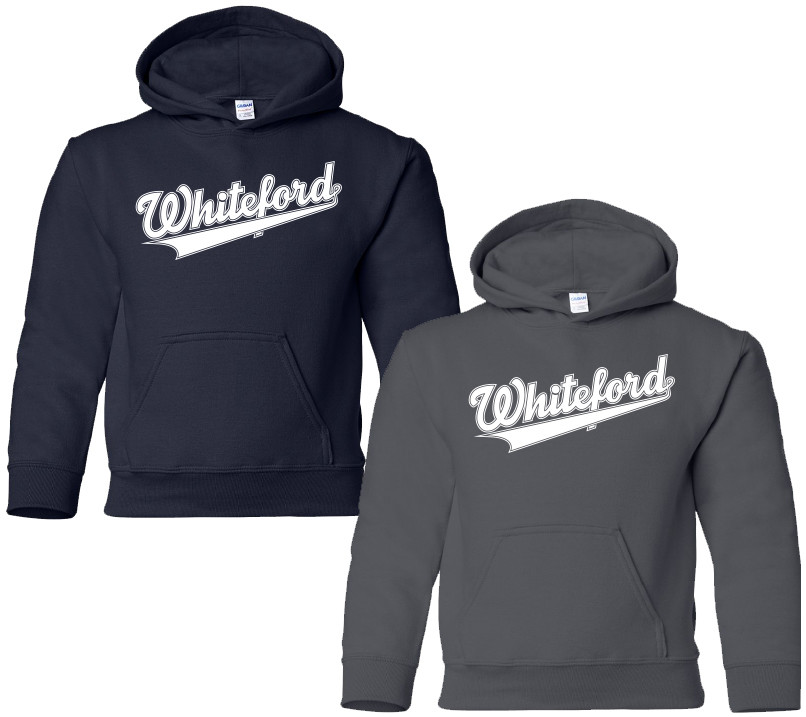 Whiteford Swoosh Youth Hoodie