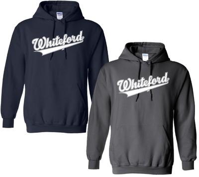 Whiteford Swoosh Men's 8.oz Hoodie