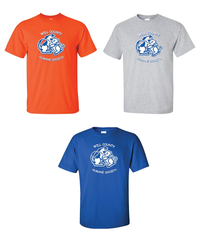 Will County Humane Society Dog Cat Logo