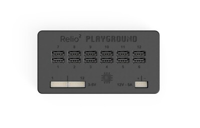 "Relio² ""PLAYGROUND"" Routing Board for Lab Users"