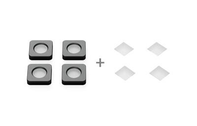 Cross-polarisers 4+4 Bundle