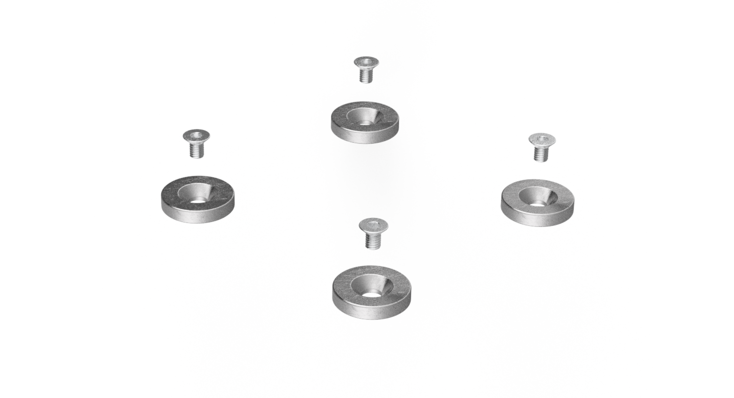 Replacement Base Magnets