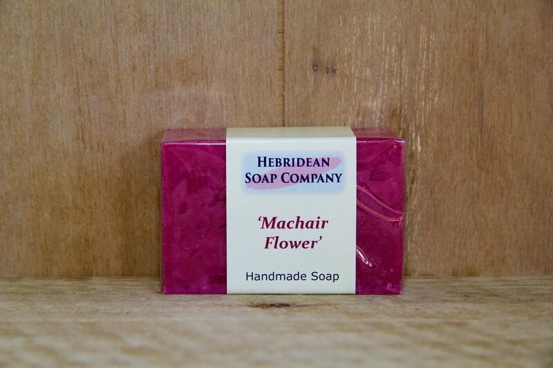 Machair flower soap bar