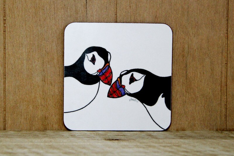 Puffin placemat