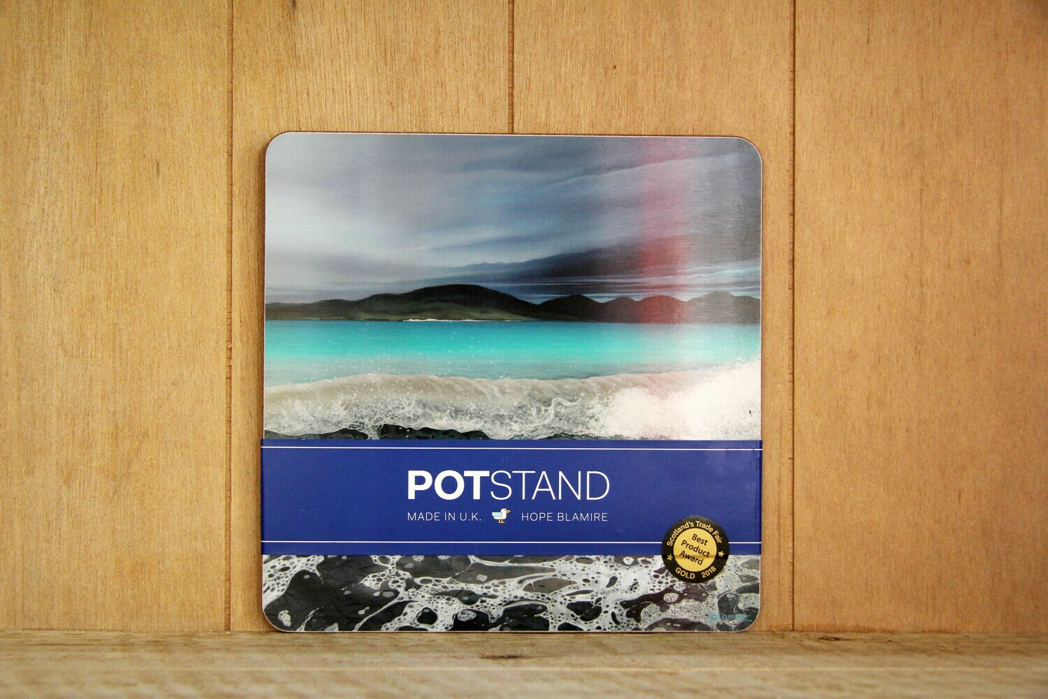 Stormy Harris pot stand