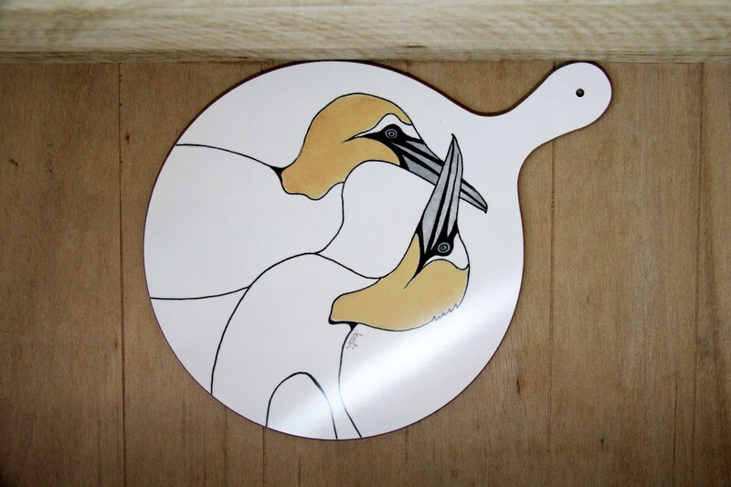 Gannet chopping board