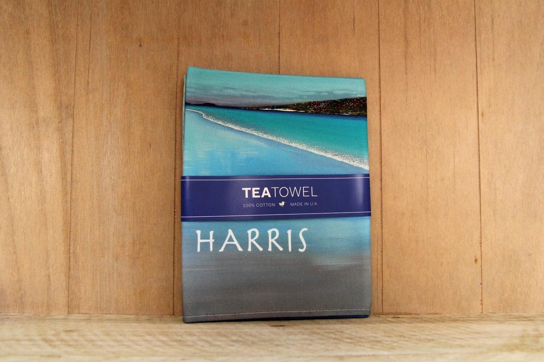 Isle of Harris tea towel