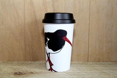 Oystercatcher travel mug